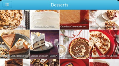 Holiday Recipes - Delicious Meals screenshot four