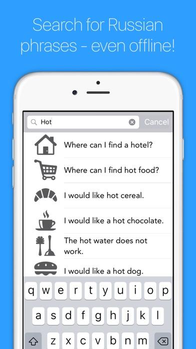 Screenshot for Russian Translator in Azerbaijan App Store