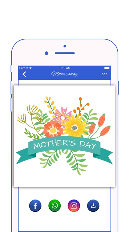 Happy Mother's Day Stickers screenshot-3