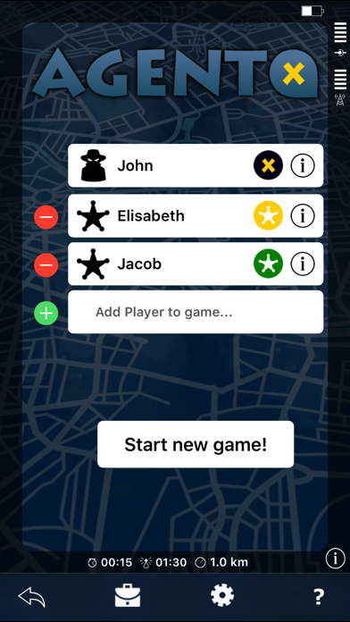 Agent-X free screenshot two