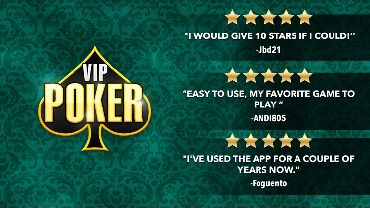 VIP Poker - Texas Holdem