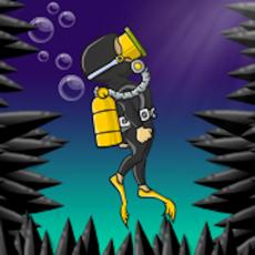 Activities of Diver Journey - Slip Jetpack Away in Ocean World