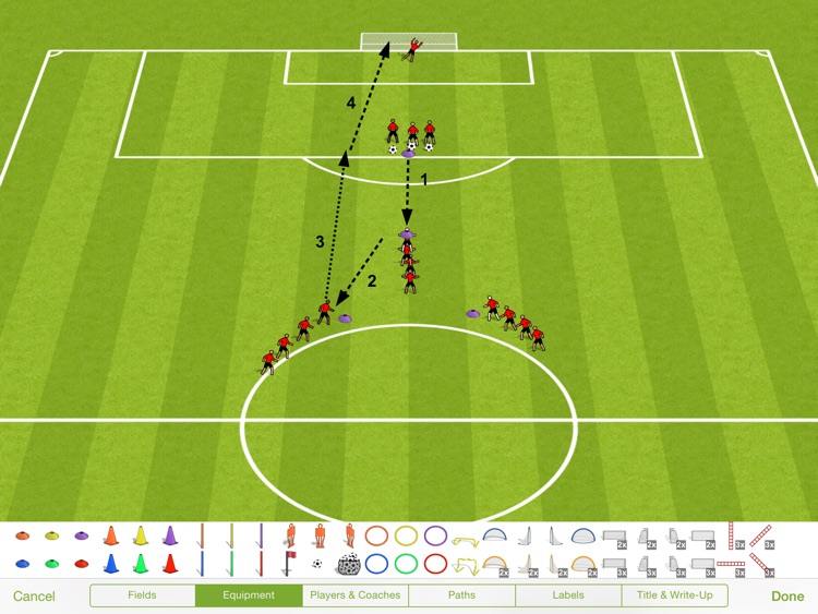 iPro-Soccer screenshot-0