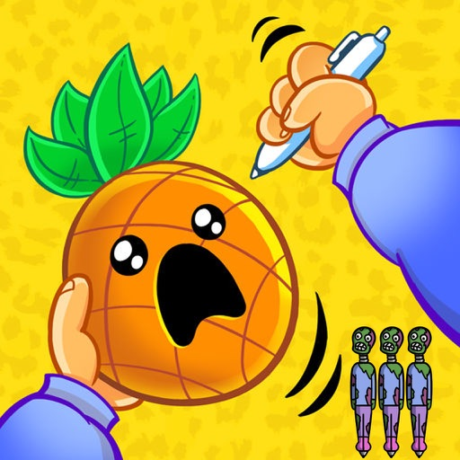 I Have A Pen : Devouring Pineapple