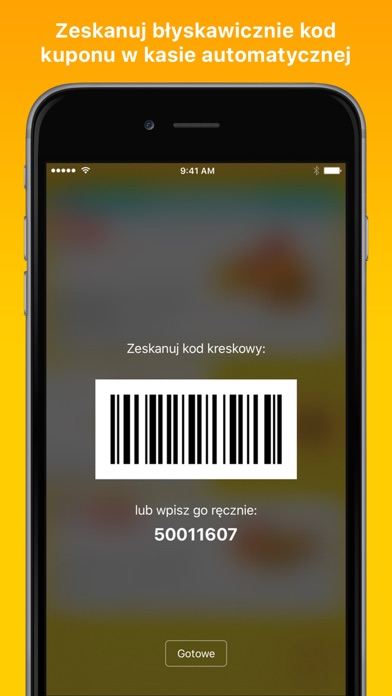 Screenshot for Kupony do McDonald's Lite in Japan App Store
