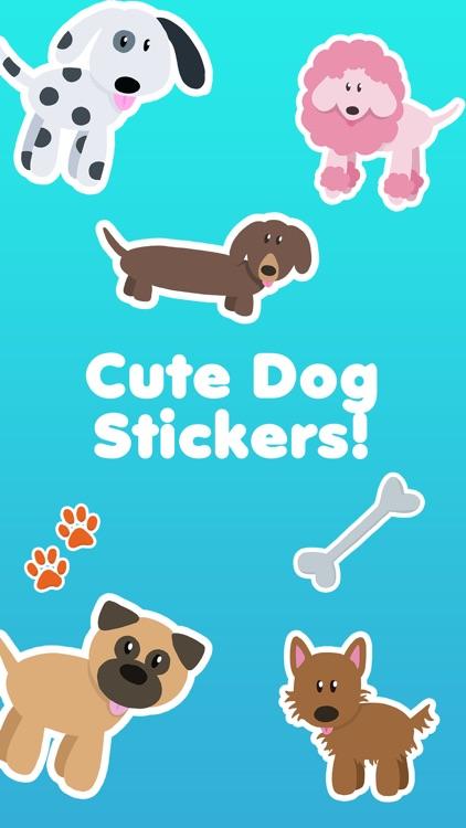 Hound Dogs - Dog Sticker Emojis