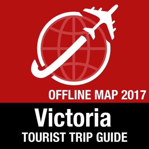 Victoria Tourist Guide + Offline Map