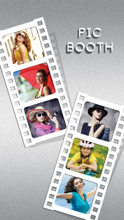 Picbooth - collage creator screenshot-3