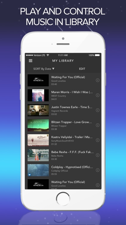 Video Player - Unlimited Music & Video Manager screenshot-4