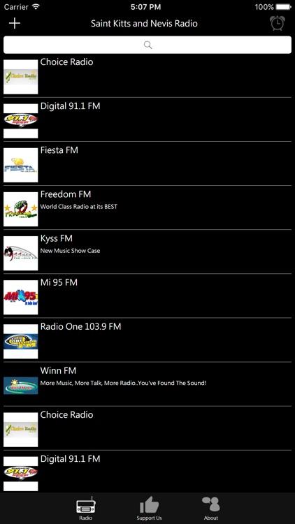 Saint Kitts and Nevis Radio