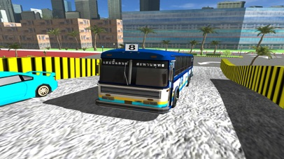 Bus Driving School 2017 PRO - Full SIM version screenshot 2