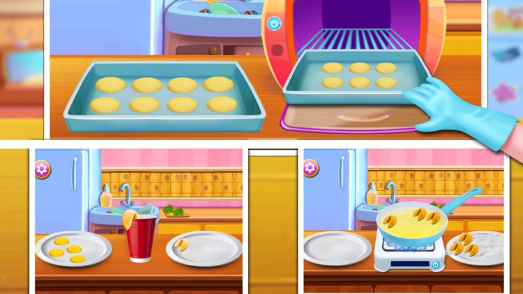 Fortune Cookie Maker -  Chinese Food Super Chef screenshot-3