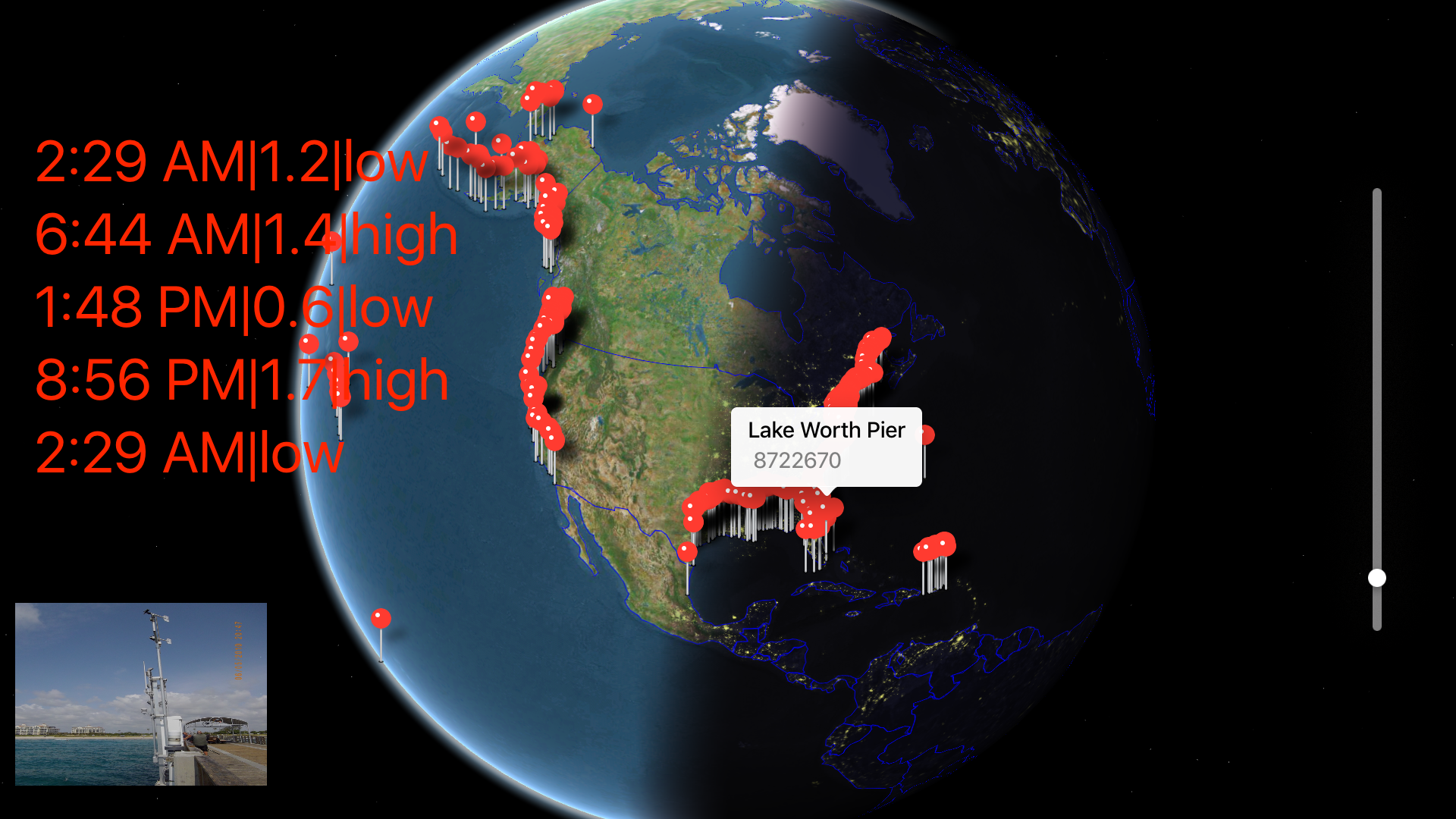 US NOAA Tide with NOAA Radar 3D Pro screenshot 15