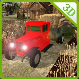 Farm Crops Transporter Truck & cargo delivery