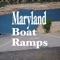 BEST MARYLAND SALT WATER BOAT RAMPS APP