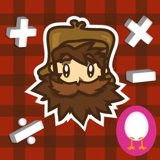 Smart Lumberjack - Kids Math Game