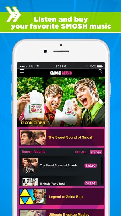 Smosh - The Official App screenshot-3