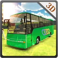 Activities of Multi Storey Bus Parking & Driving Simulator Game