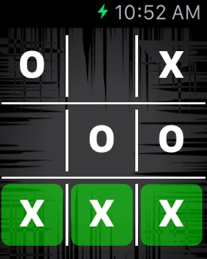 Tic Tac Toe 3-in-a-row on the App Store