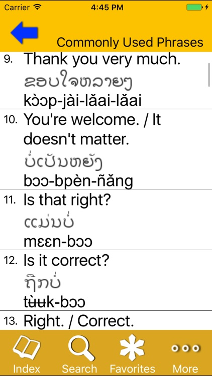 Survival Lao for English Speakers screenshot-4