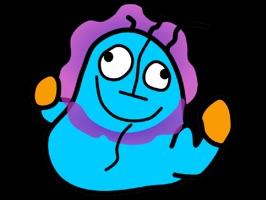 Lomoji 由香港連登巴打「歪洛」自主設計,以腦魔 icon 融合 Emoji 表情進行創作