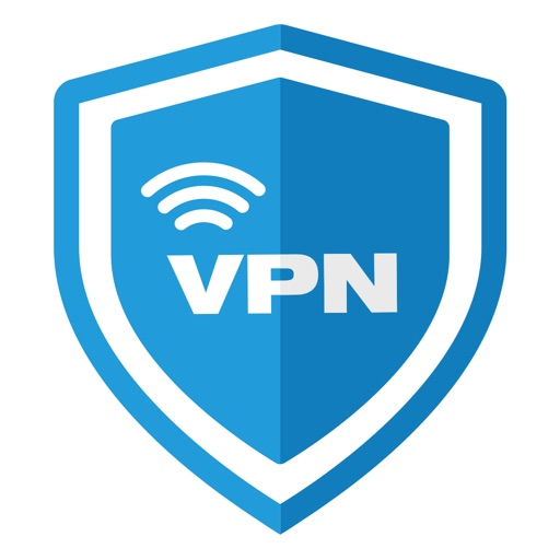 Best VPN for iPhone Unlimited proxy & free privacy app logo