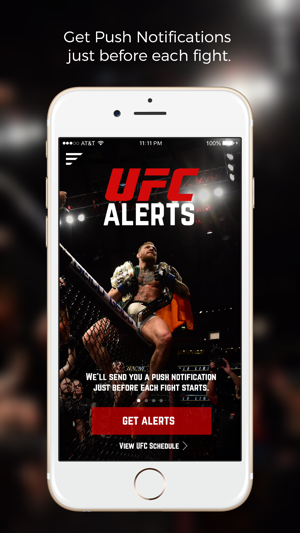 UFC Alerts on the App Store