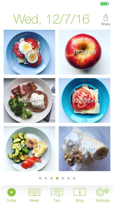 See How You Eat 80/20 Coach Screenshots