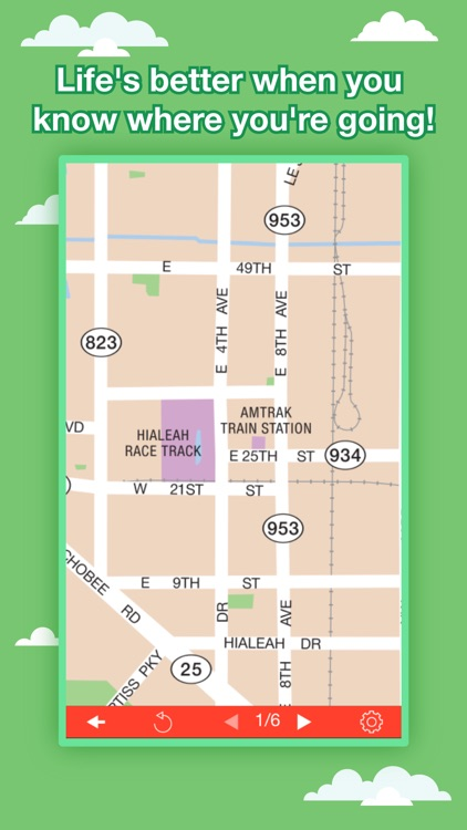 Miami City Maps - Discover MIA with MRT & Guides screenshot-4