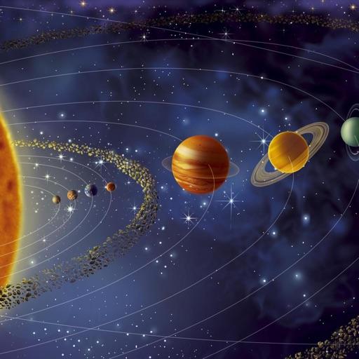 Das Sonnensystem Quiz icon