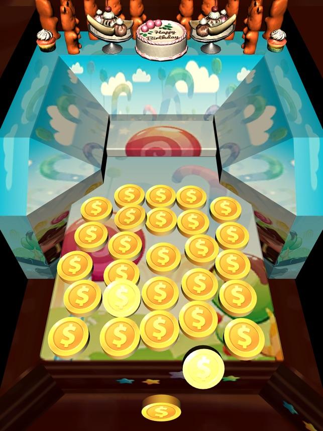 Candy Coins Dozer Screenshot