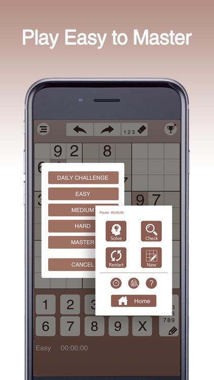 Sudoku⋅ screenshot-3