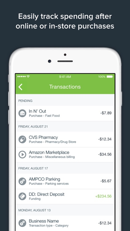 Green Dot - Mobile Banking