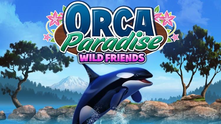 Orca Paradise: Wild Friends screenshot-3