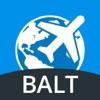 ボルチモア オフラインマップと旅行ガイド