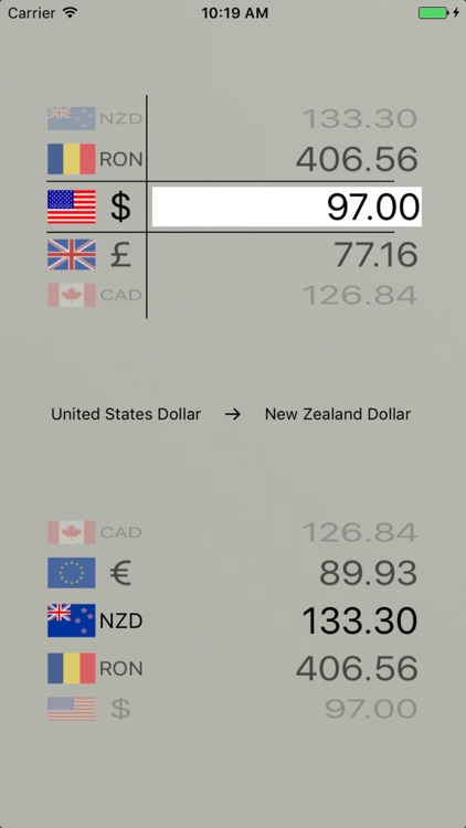 Currency Converter Rates screenshot-4