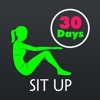 30 Day Sit Up Fitness Challenges ~ Daily Workout Ranking