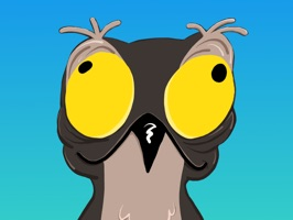 Potoo Bird Sticker Pack