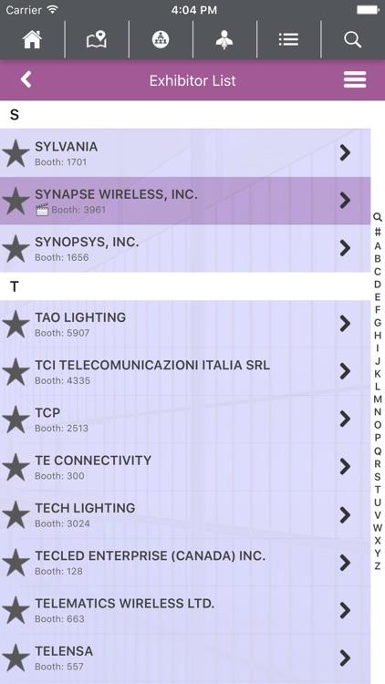 LIGHTFAIR International screenshot-3