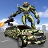 美国机器人豪华轿车车 - 开车到战斗