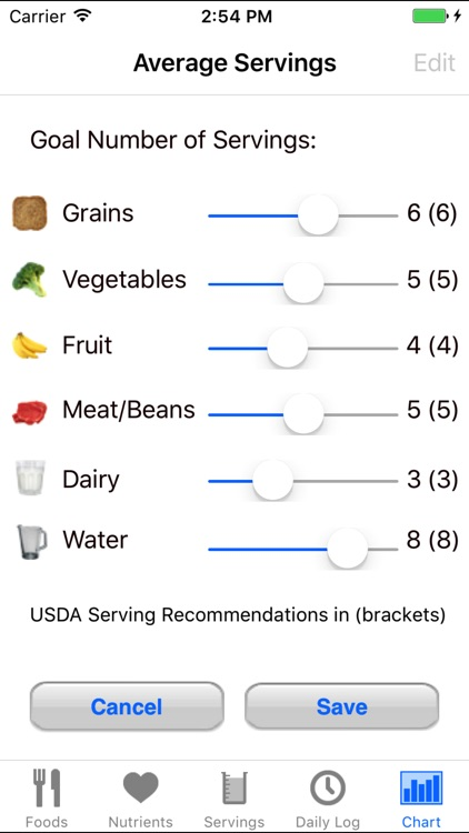 iEatHealthy - Eating Right Without Dieting screenshot-4
