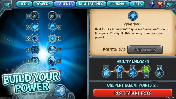 Lightseekers RPG screenshot-3