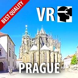 VR Prague Castle Walk Virtual Reality 360