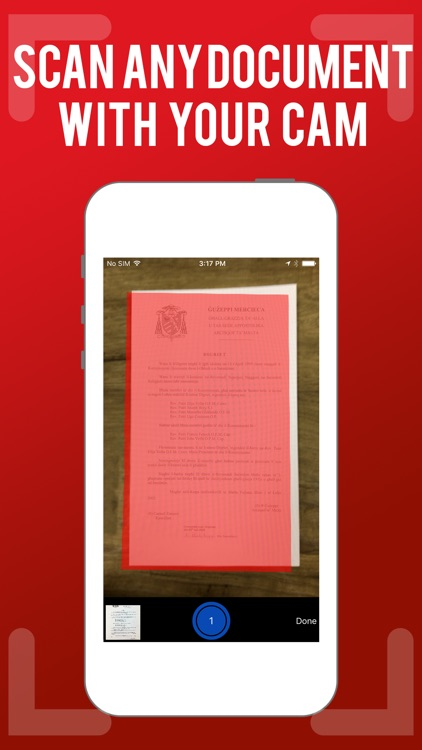 PDF Scanner App .