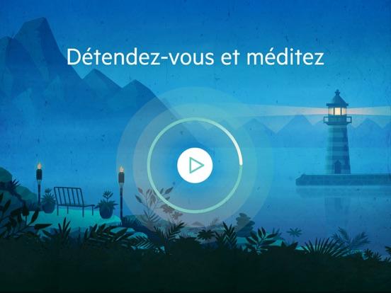 Screenshot #4 pour Relax Méditation P: Yoga Zen Petit Guide Bien Etre