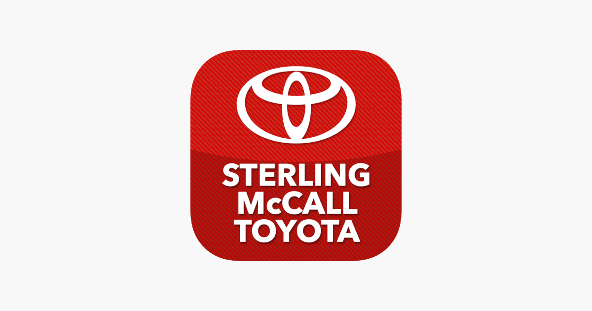 Sterling McCall Toyota On The App Store