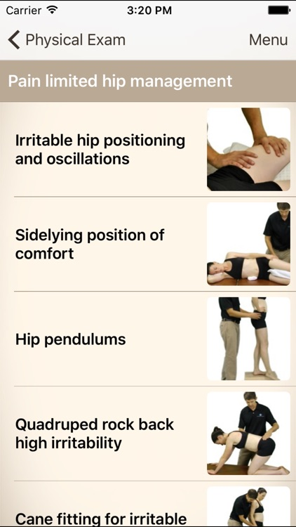 Clinical Pattern Recognition: Hip and Thigh Pain screenshot-3