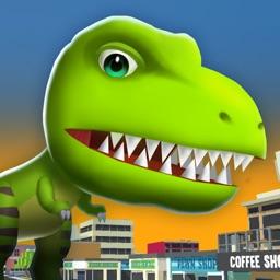 Dino Craft City Terror