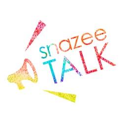 今日の友達探しは登録無料の出会い系SNSチャットアプリ!【snazee】ID交換で即会い