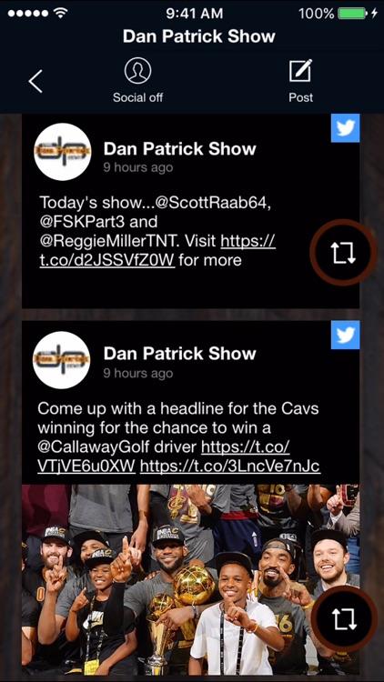 The Dan Patrick Show screenshot-3